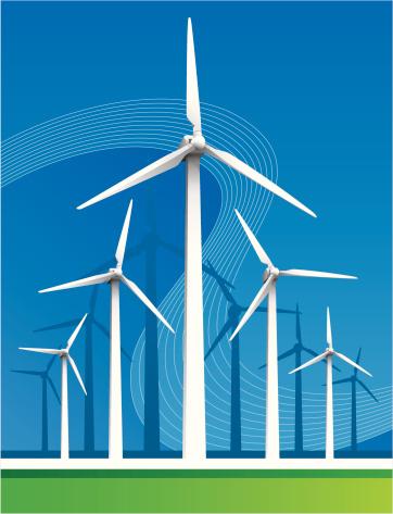 Windturbines perspective