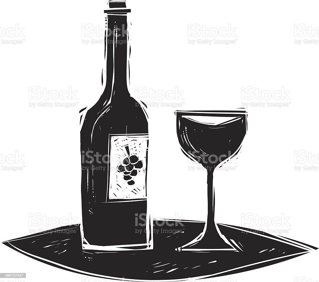 ワイン - アルコール飲料のベクターアート素材や画像を多数ご用意