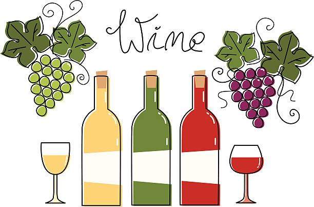 Top 60 Wine Tasting Event Clip Art, Vector Graphics and ...