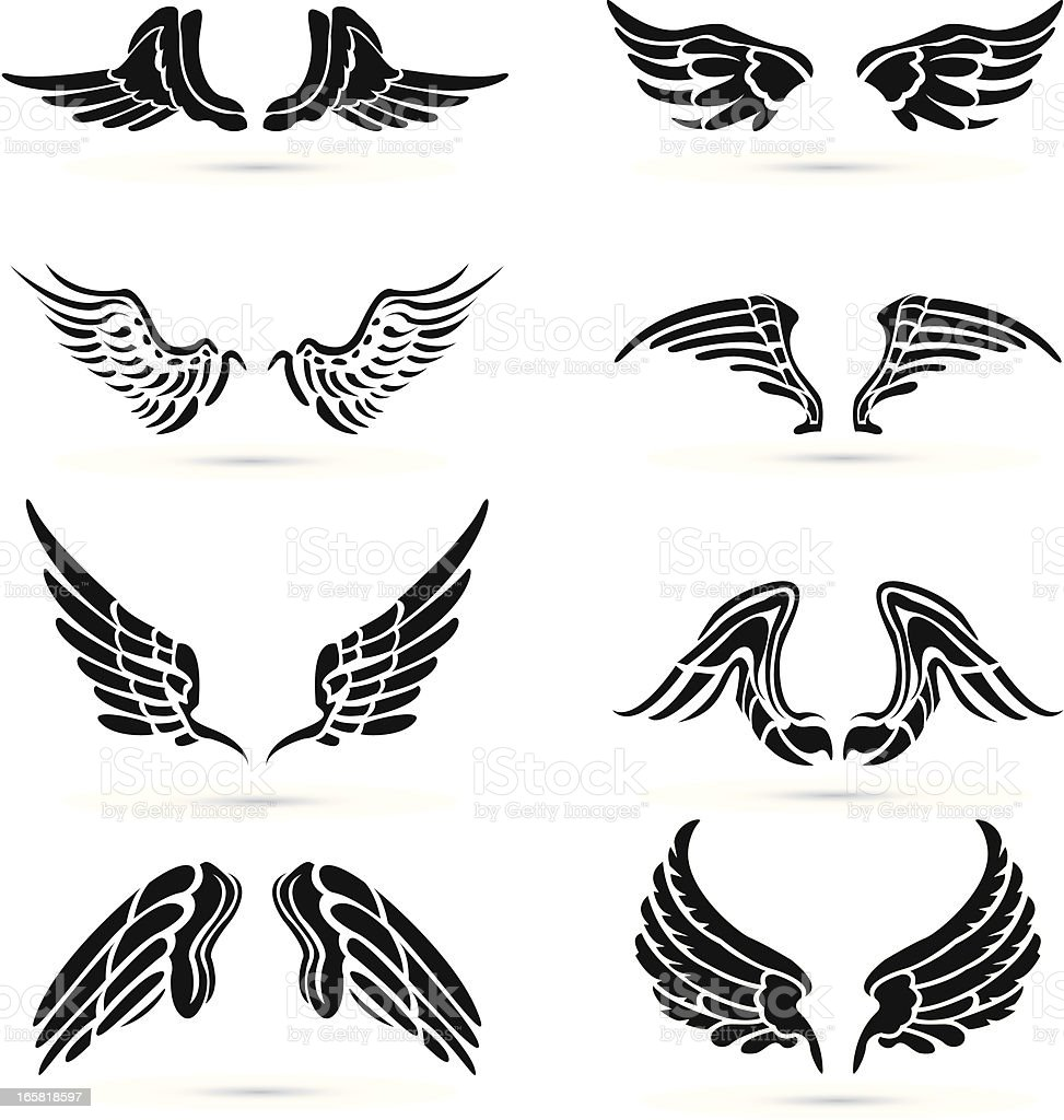 wings icons