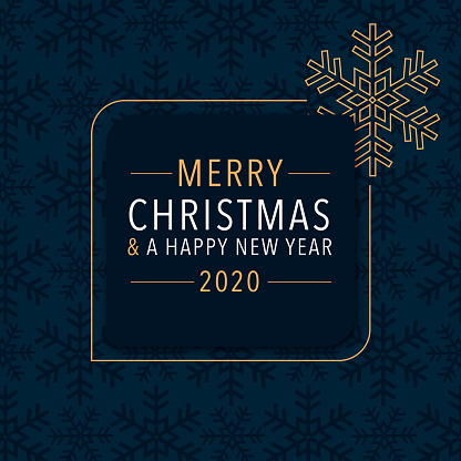 Wishing a Merry Christmas and a Happy New Year 2020