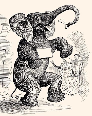 ELEPHANT    -XXXL with lots of details-