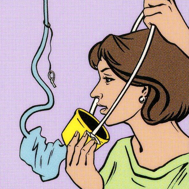 Woman Putting Oxygen Mask On Woman Putting Oxygen Mask On oxygen mask stock illustrations