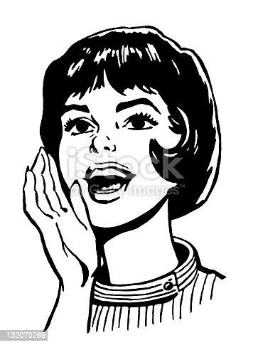 istock Woman Yelling 132075269