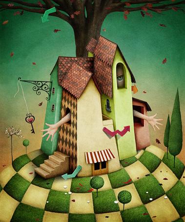 Wonderland House