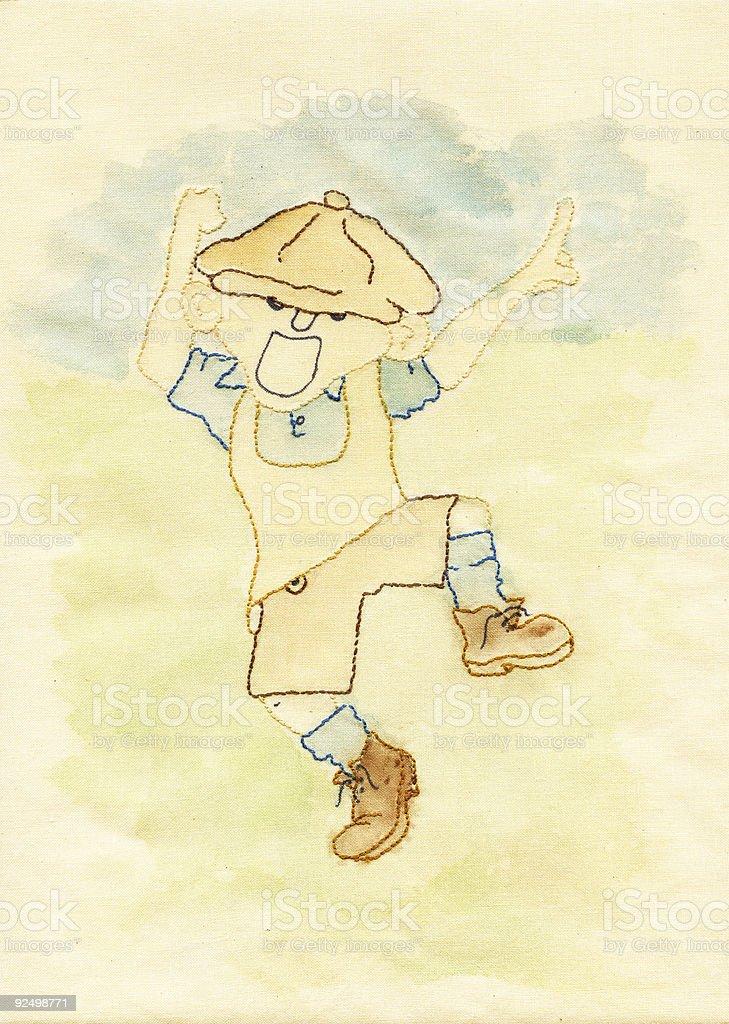Woo Hoo! royalty-free woo hoo stock vector art & more images of art