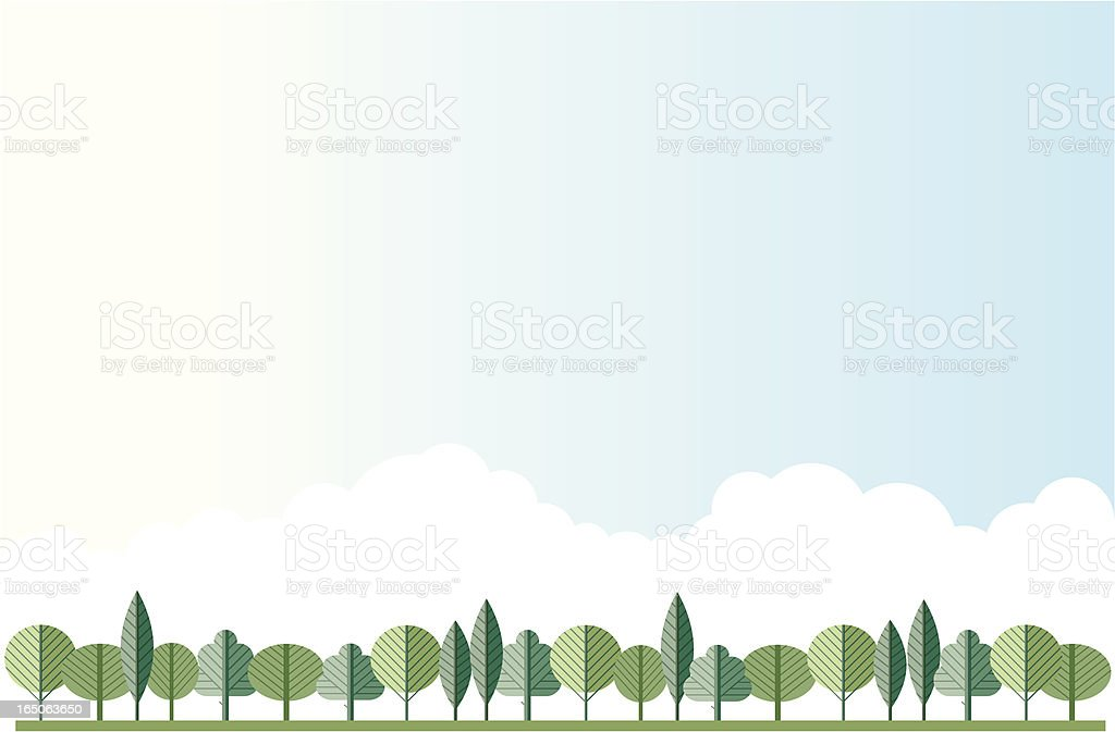 Woodland royalty-free woodland stock vector art & more images of city