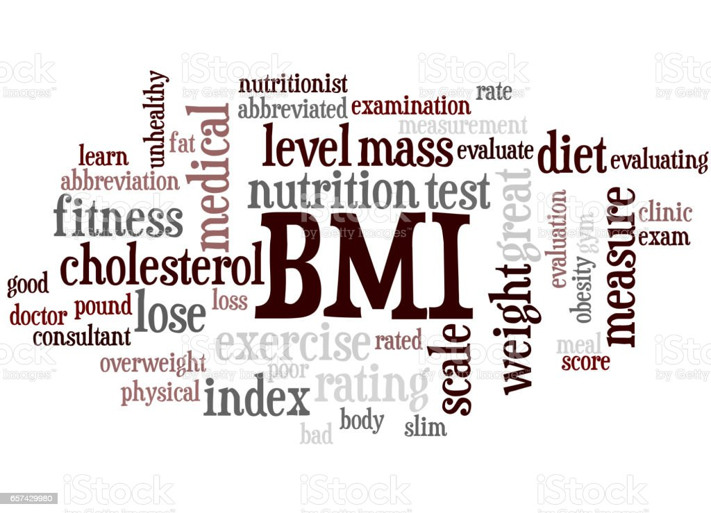 Definicion corporal indice masa