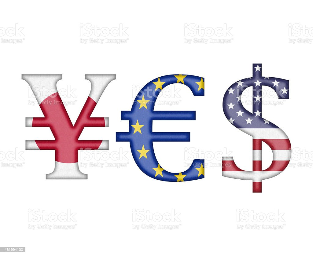 Word yes with currency symbols stock vector art more images of word yes with currency symbols royalty free word yes with currency symbols stock vector art biocorpaavc Image collections