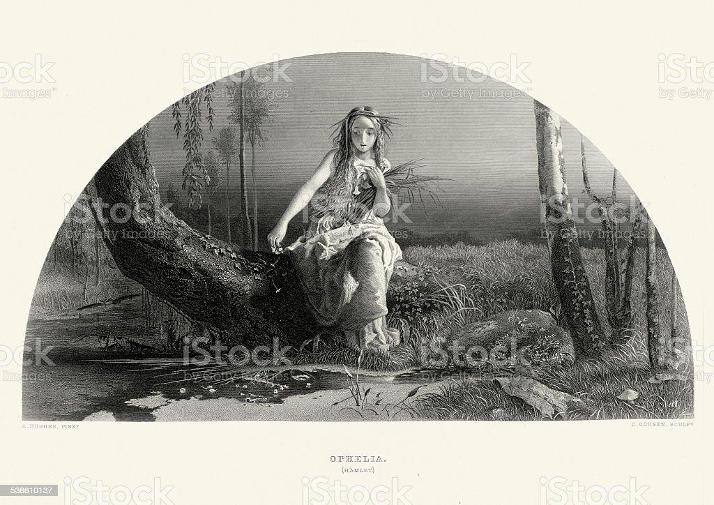 Shakespeare Ophelia