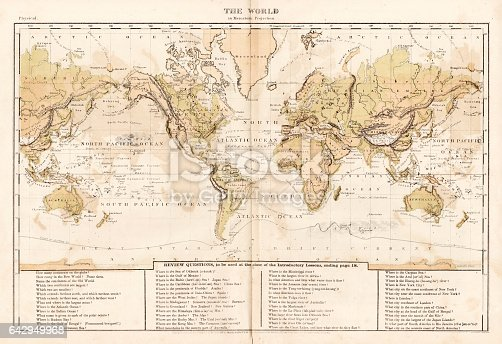 Guyot's Geographical Series