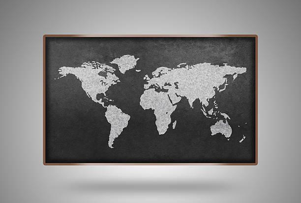 carte du monde vierge vecteurs et illustrations libres de droits istock. Black Bedroom Furniture Sets. Home Design Ideas