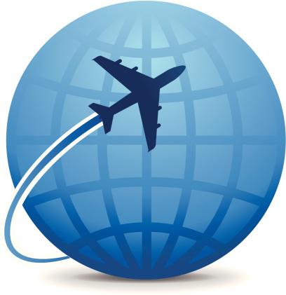 World Travel Stock Illustration - Download Image Now