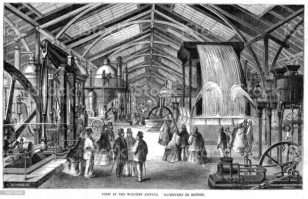 万国博覧会 1862 ロンドン 1860 1869年のベクターアート素材や画像を