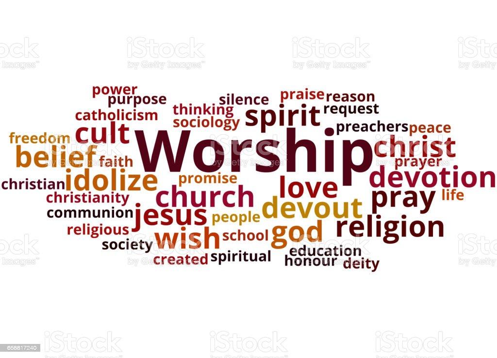 Worship Stock Images RoyaltyFree Images amp Vectors