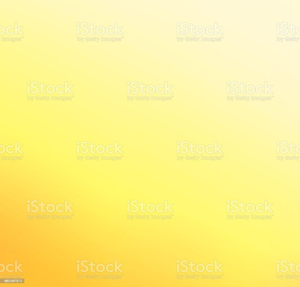 Abstrato amarelo e branco macio da cor - Ilustração de Abstrato royalty-free