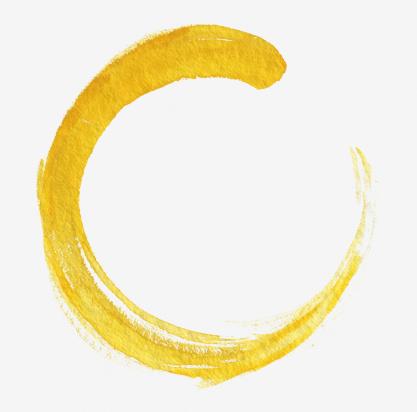 Yellow Circle (Clipping Path)