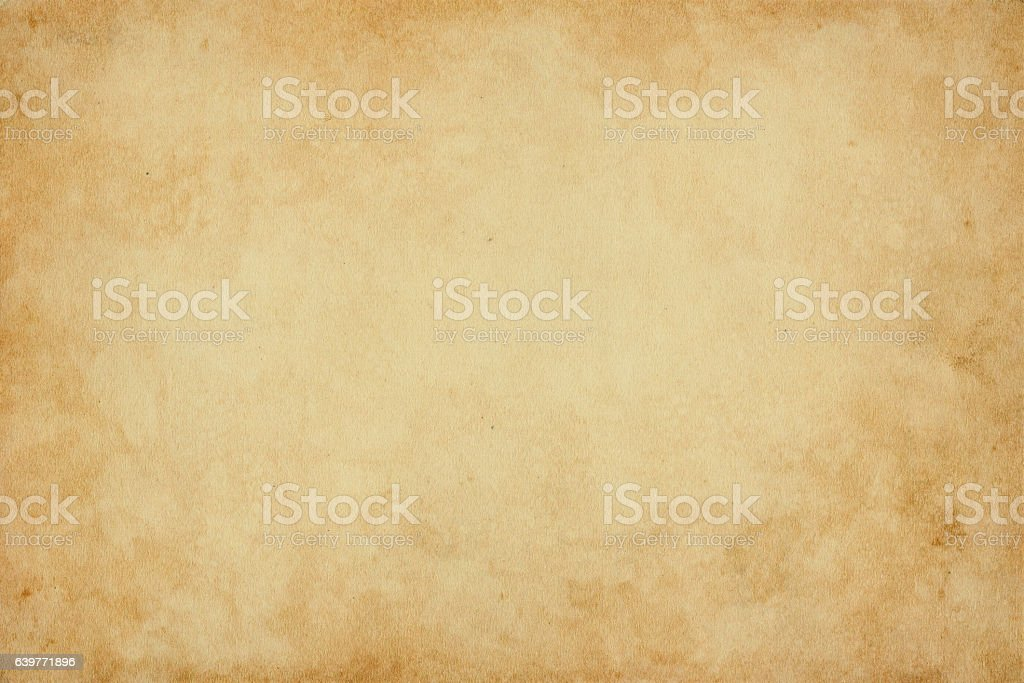 Yellow  vintage abstract old background - Illustration vectorielle