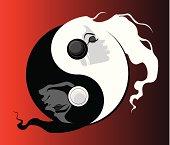 Yin & Yan (lovers)