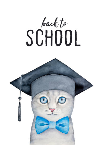 royalty free teacher graduation invitations clip art vector images