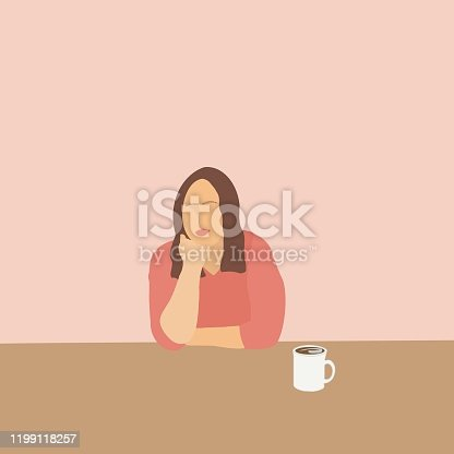 istock Young confidence women sitting image 1199118257