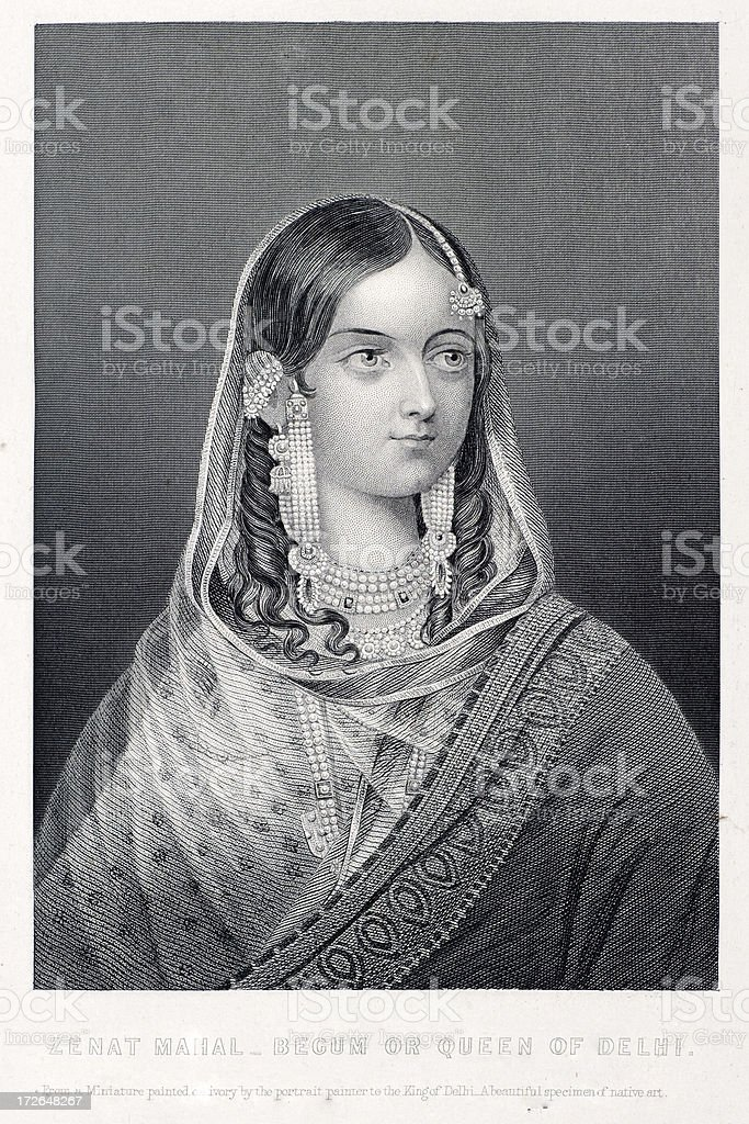 Zenat Mahal royalty-free zenat mahal stock vector art & more images of 19th century