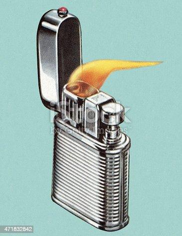 istock Zippo Style Lighter 471832842