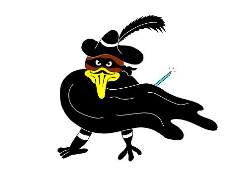 Zorro Chicken