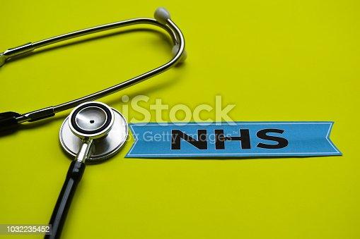 istock NHS 1032235452