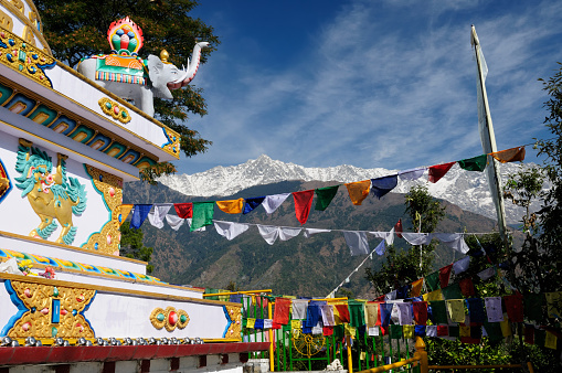 India Dharamsala Stock Photo - Download Image Now