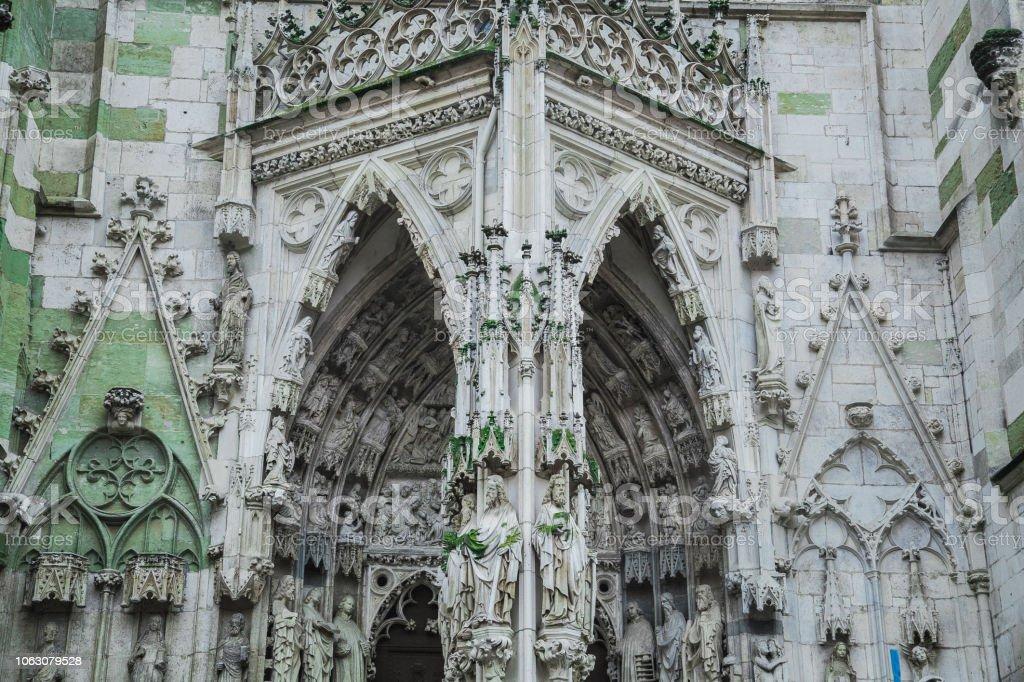 Элемент собора в Германии