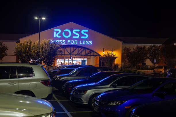 ROSS - foto stock