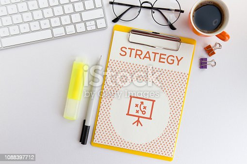 istock STRATEGY CONCEPT 1088397712