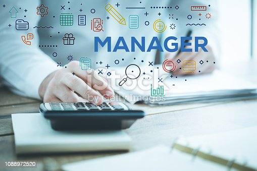 1024730528 istock photo MANAGER CONCEPT 1088972520