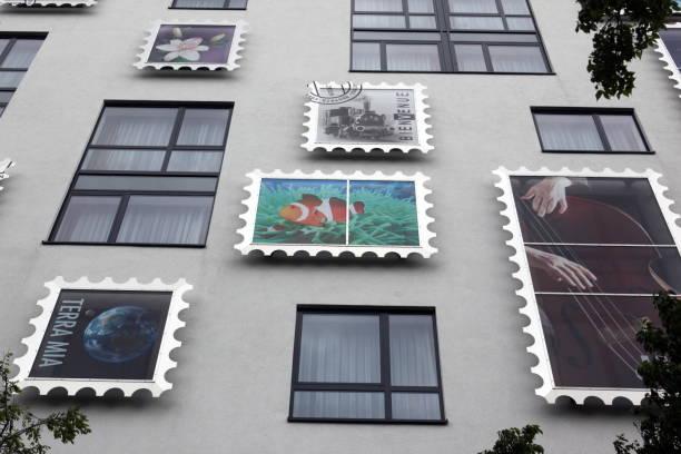 europe slovakia bratislava city - bratislava hotel stock-fotos und bilder