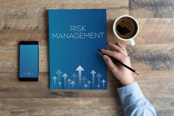 concept de gestion des risques - risque photos et images de collection