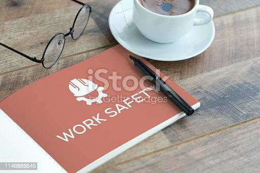 istock WORK SAFETY CONCEPT 1146888845
