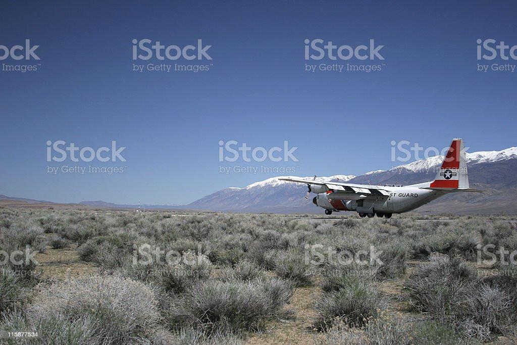 C 130 stock photo