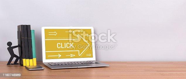 istock CLICK CONCEPT 1160746989