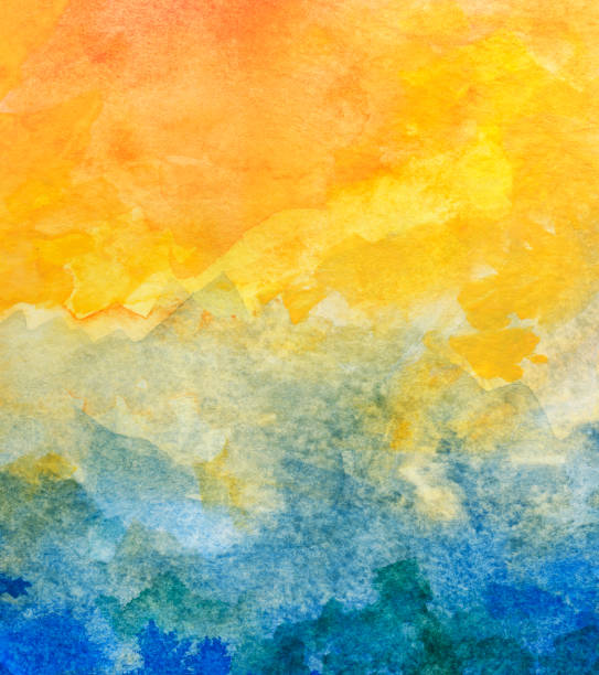 WATERCOLOR BACKGROUND XXXL