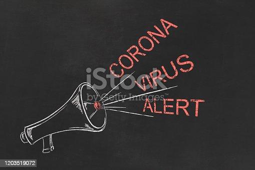 istock CORONA VIRUS ALERT 1203519072
