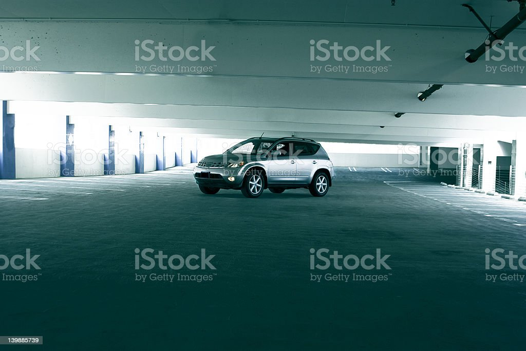 SUV royalty-free stock photo