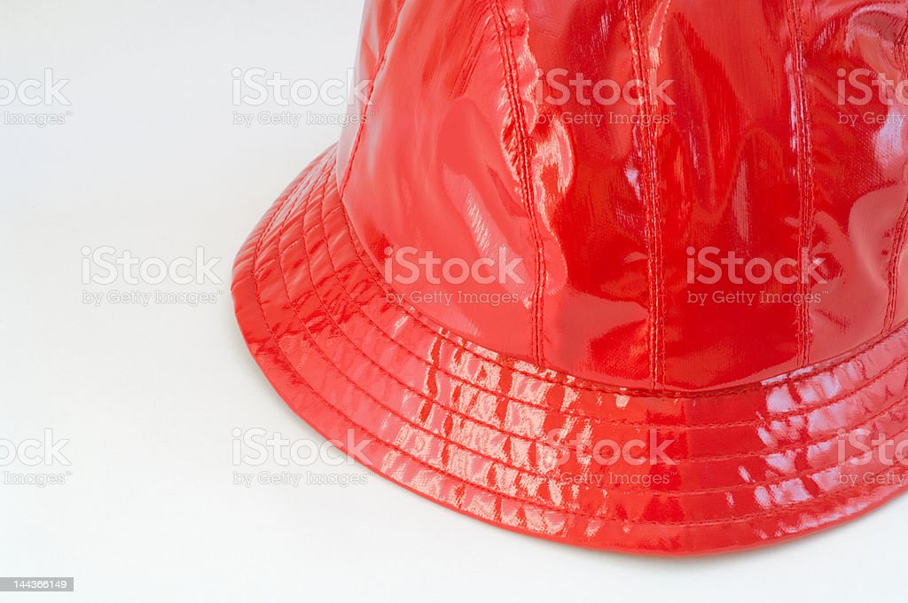 RED HAT stock photo