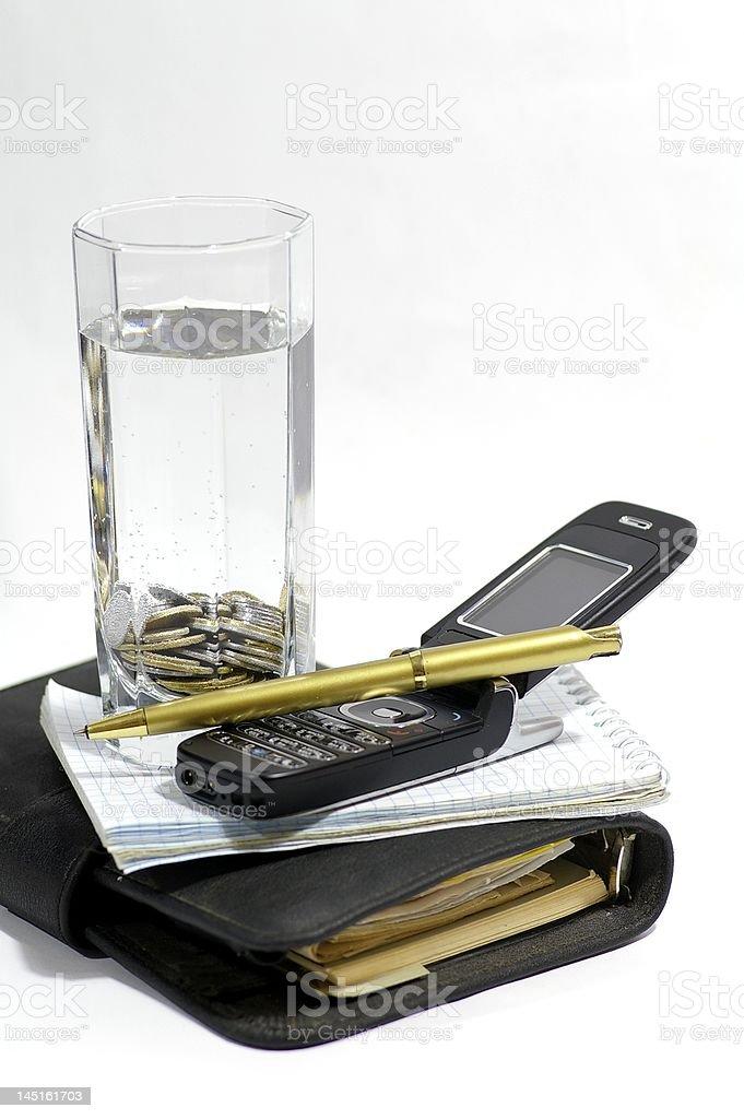 Телефон royalty-free stock photo