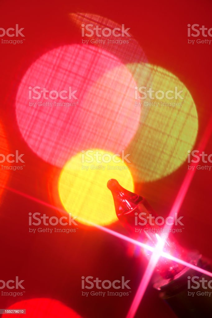 LED royalty-free stock photo