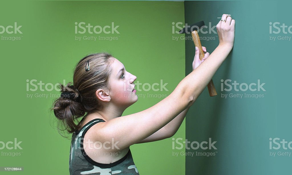 DIY royalty-free stock photo