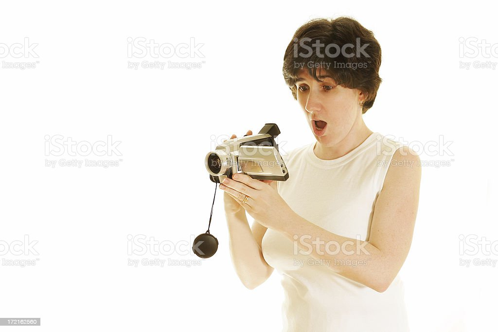 OMG! royalty-free stock photo