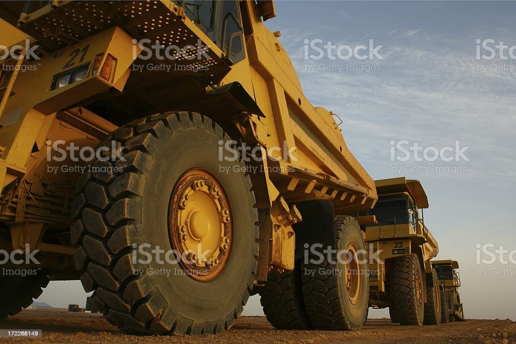 SUPER TRUCKS stock photo