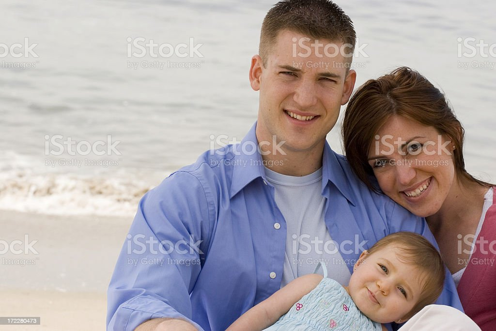 LIFE LOVE FAMILY royalty-free stock photo