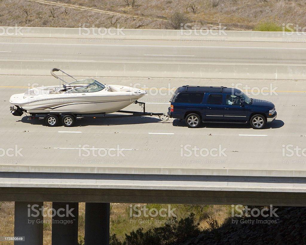 BOAT TRIP stock photo